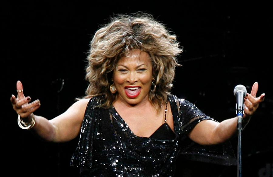Germany Concert Tina Turner